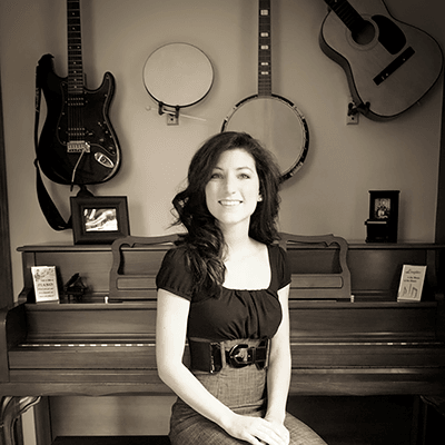 Elizabeth Ferguson, Founder/Music Therapist