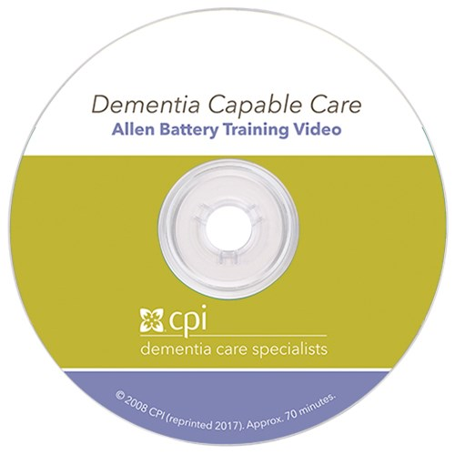 DVD: Allen Battery Training