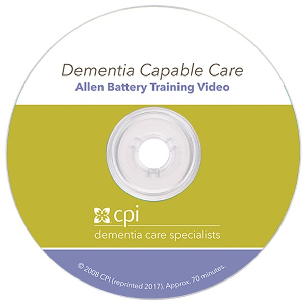 DVD: Allen Battery Training - TESTING