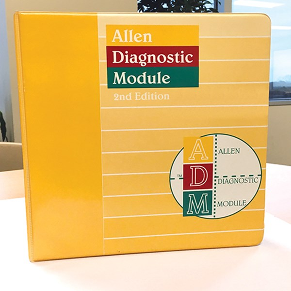 Allen Diagnostic Module Instruction Manual, 2nd Ed - TESTING