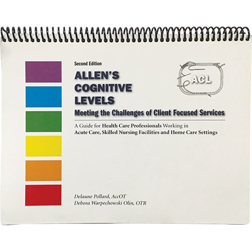 Allen's Cognitive Levels: Meeting the Challenges of Client Focused Services