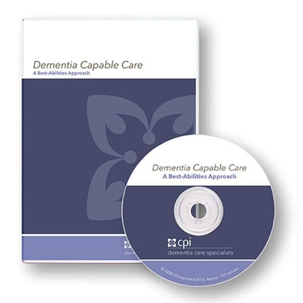 DVD: Dementia Capable Care - A Best Abilities Approach - TESTING