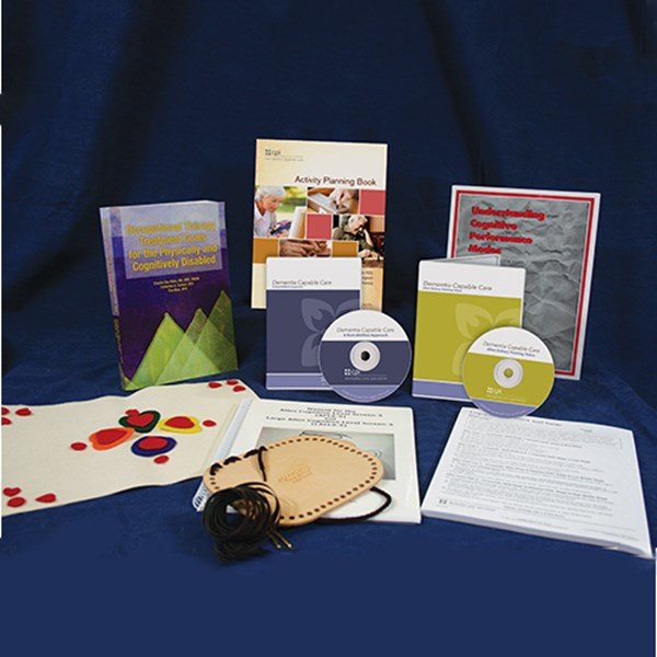 Dementia Therapy Resource Kit - TESTING