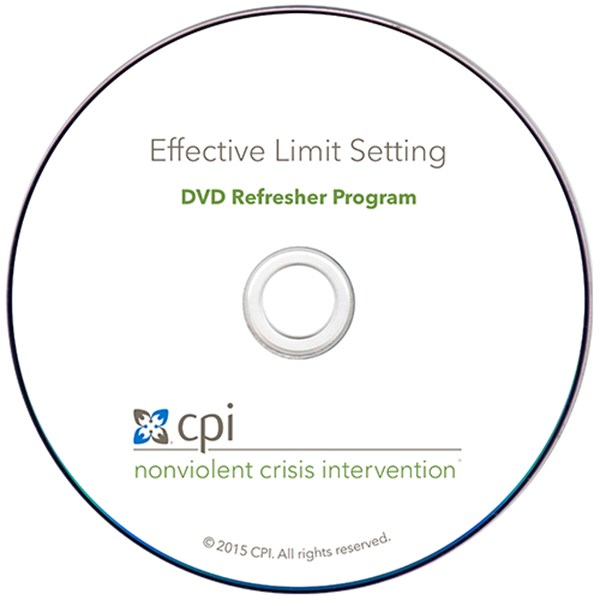 Effective Limit Setting DVD Refresher (Non-Instructor) - TESTING