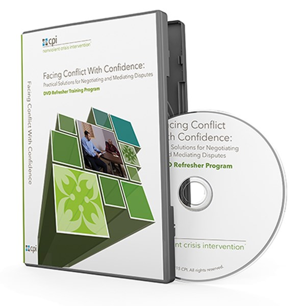 Facing Conflict With Confidence DVD Refresher (Non-Instructor) - TESTING