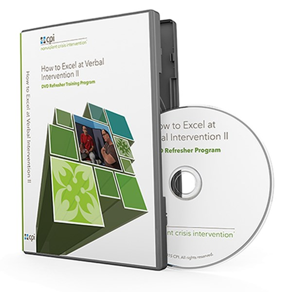 How to Excel at Verbal Intervention II DVD Refresher (Non-Instructor) - TESTING