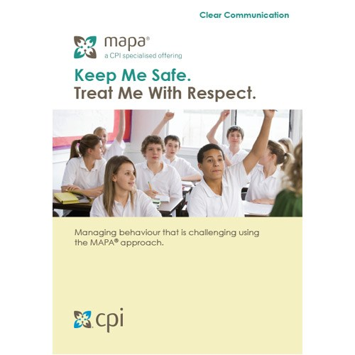 Keep Me Safe Booklet