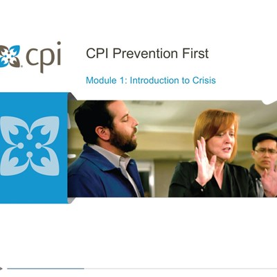 CPI Prevention First