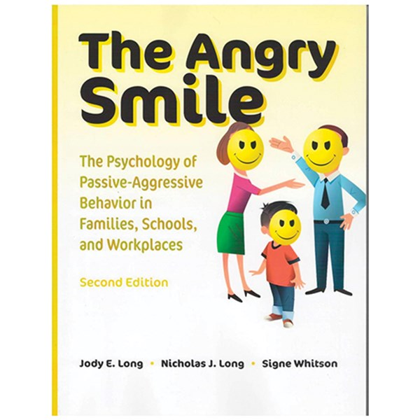 The Angry Smile Book - TESTING