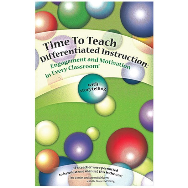 Time To Teach!® –  Differentiated Instruction Book - TESTING