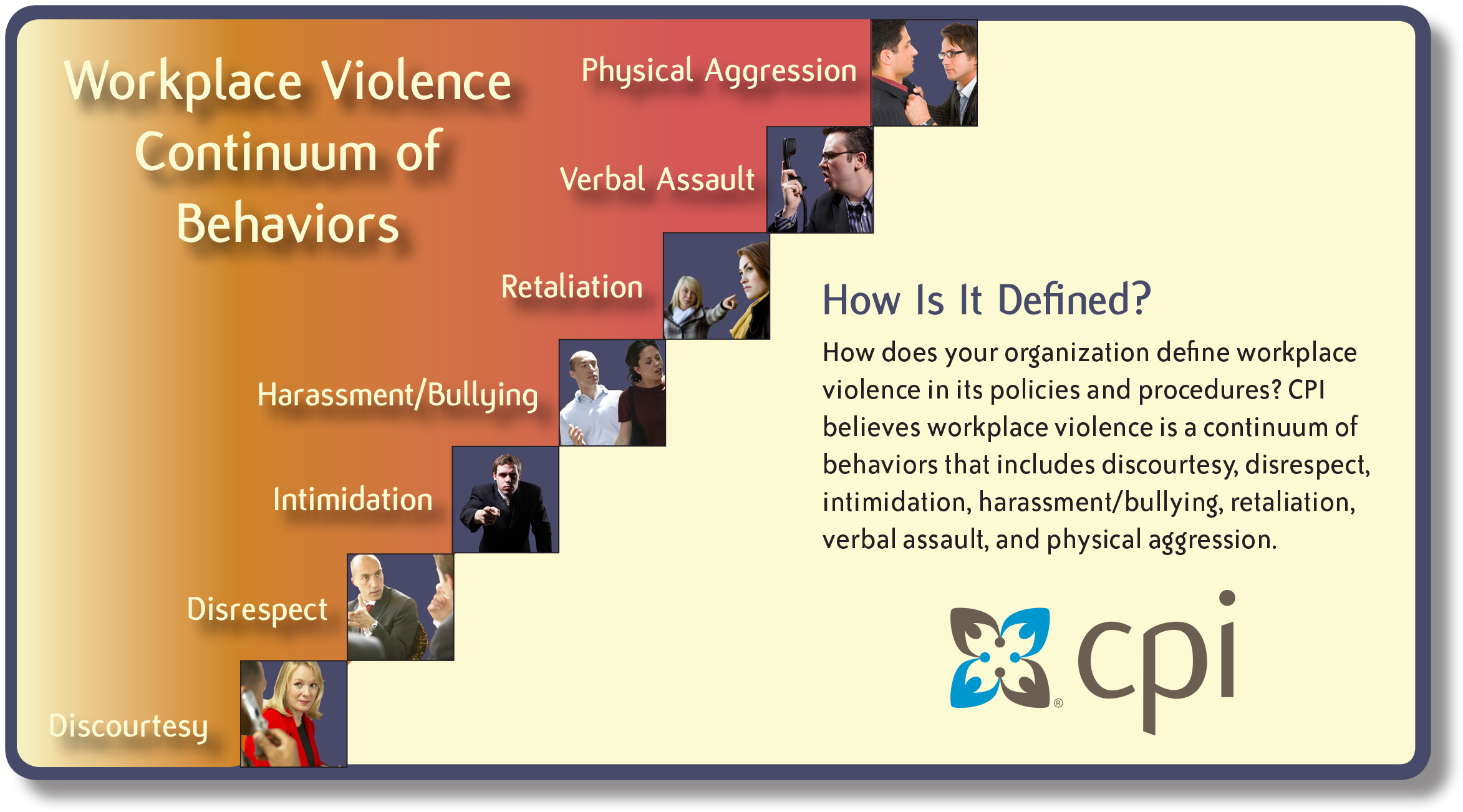 bullying and violence in the workplace