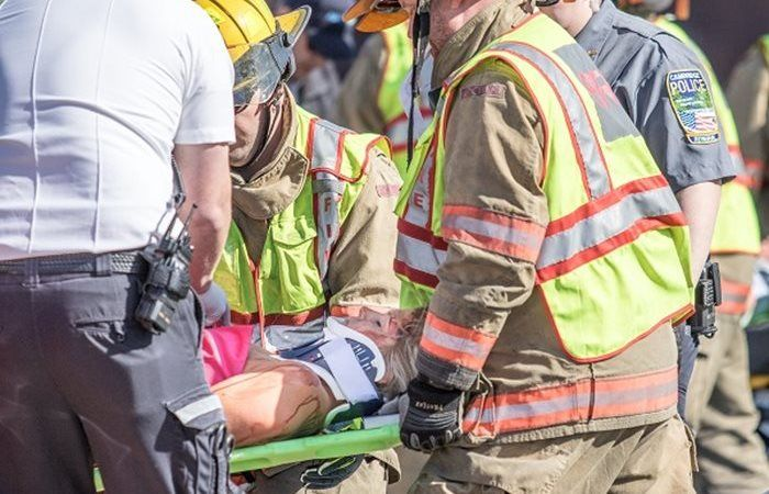 What Crisis Prevention Trainees Learned From a Mock Car Crash