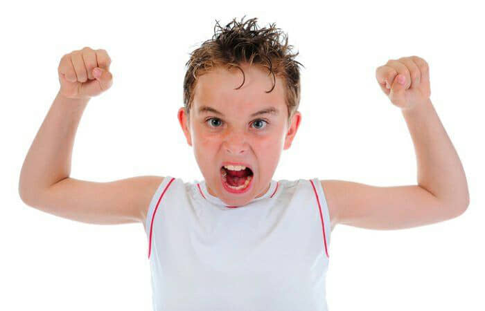 What to Do When a Kid Screams, Swears, and Calls You Names