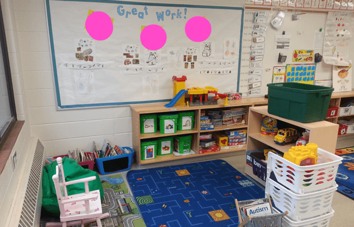 Classroom Design For Students With Autism : Classroom design for students with asd cpi
