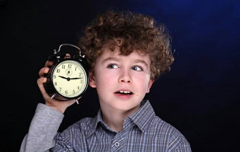 Easing the Effects of Daylight Savings Time on Kids With Autism