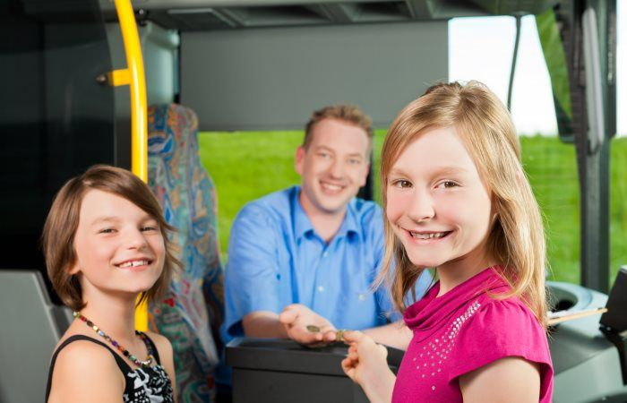 Positive Behavioral Interventions and Supports on the School Bus