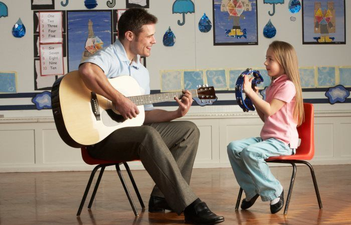 Benefits of Music for Children With Special Needs