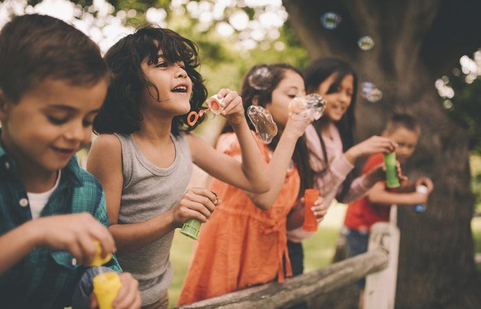 Sensory Activities: Celebrate Summer Outdoors