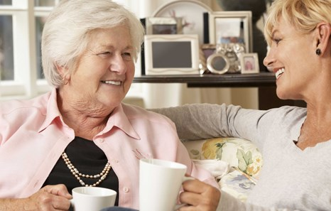 5 Memory Care Tips for Mother's Day