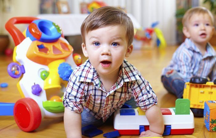 Simple Strategies for Parents Help Toddlers at Risk for Autism