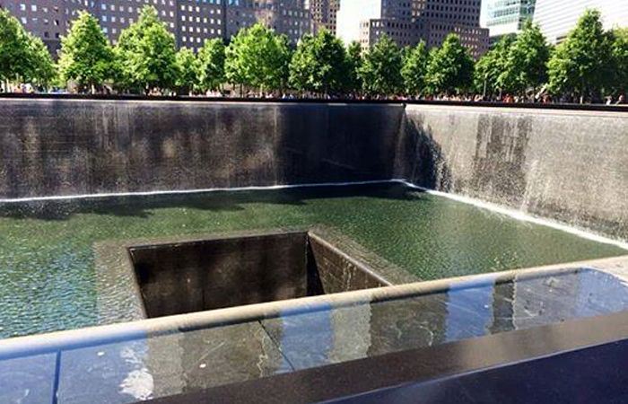 9/11 Memorial: Profound and Humbling