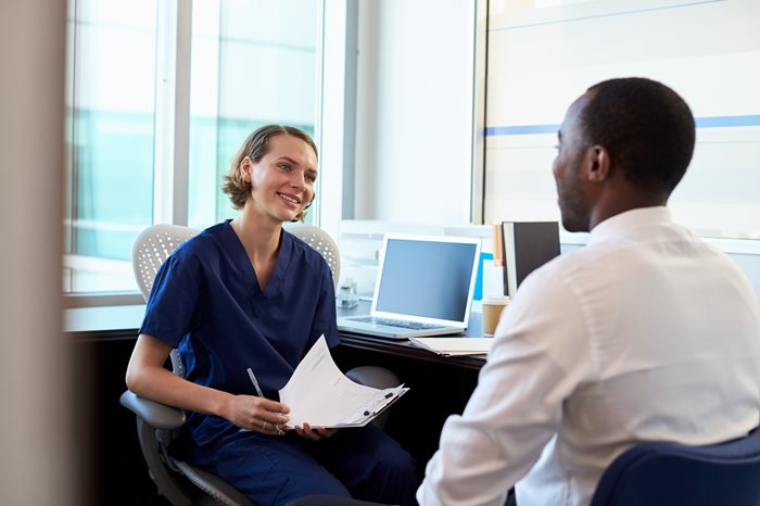 improve patient satisfaction scores
