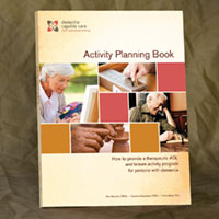 Activity Planning Book image