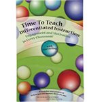 Time To Teach!® –  Differentiated Instruction Book image