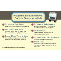 Transport Vehicle Driver's Ready Reference Cards image