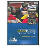 DVD: Crisis Recovery: Mental Health Recovery image