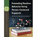 Promoting Positive Behavior: Learner's Guide Module 1 image