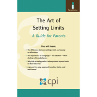 The Art of Setting Limits: A Guide for Parents image