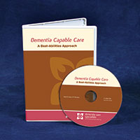 DVD: Dementia Capable Care - A Best Abilities Approach image