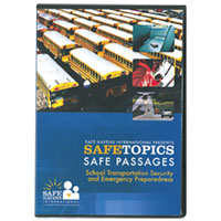 DVD: School Transportation Security and Emergency Preparedness image