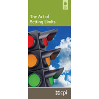 The Art of Setting Limits Pamphlet image