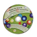 Time to Teach!® – Differentiated Instruction Audio Book image