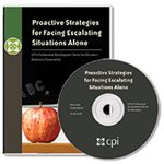 Proactive Strategies for Facing Escalating Situations Alone Electronic Pres image