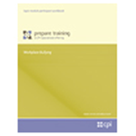 Workplace Bullying Topic Module Workbook image