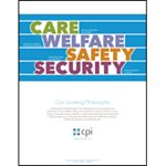 Care, Welfare, Safety, and Security Poster image